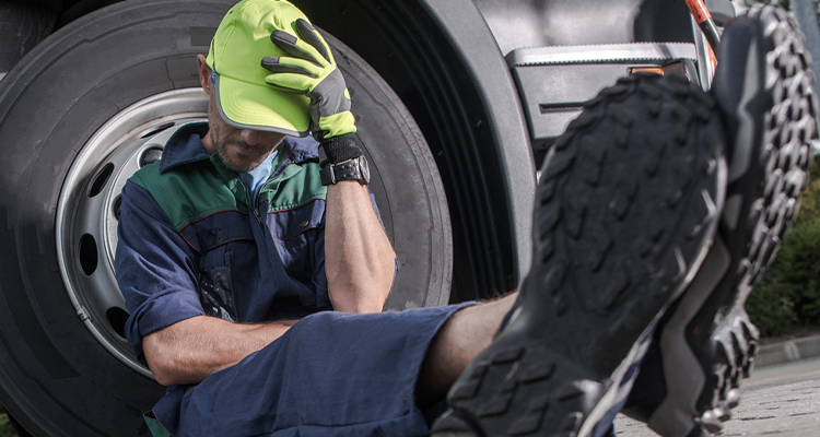 5 Tips For Truck Drivers To Reduce Stress