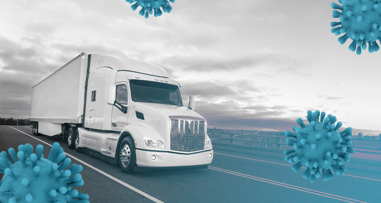 COVID-19 And Commercial Truck Driving