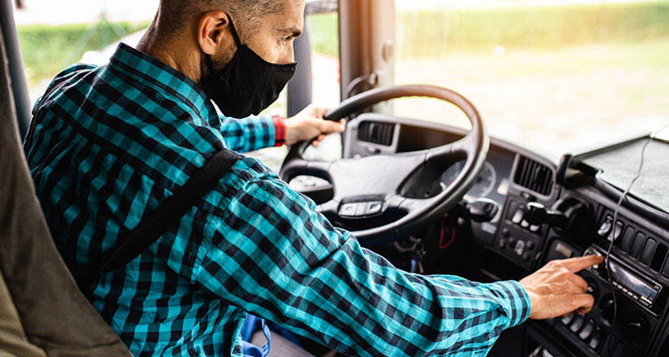 Top Qualities Of A Professional Truck Driver