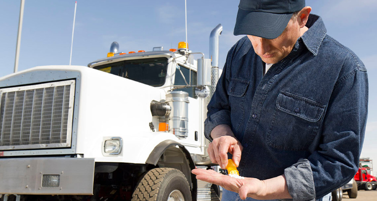 Commercial Truck Driving And Drug Testing In Canada
