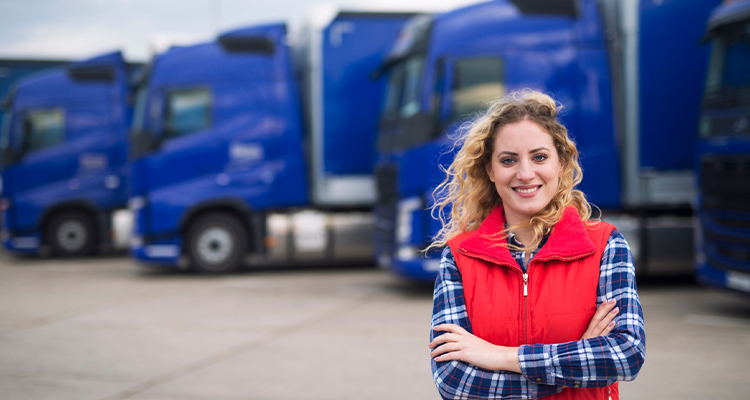 The Future Of Women In Trucking